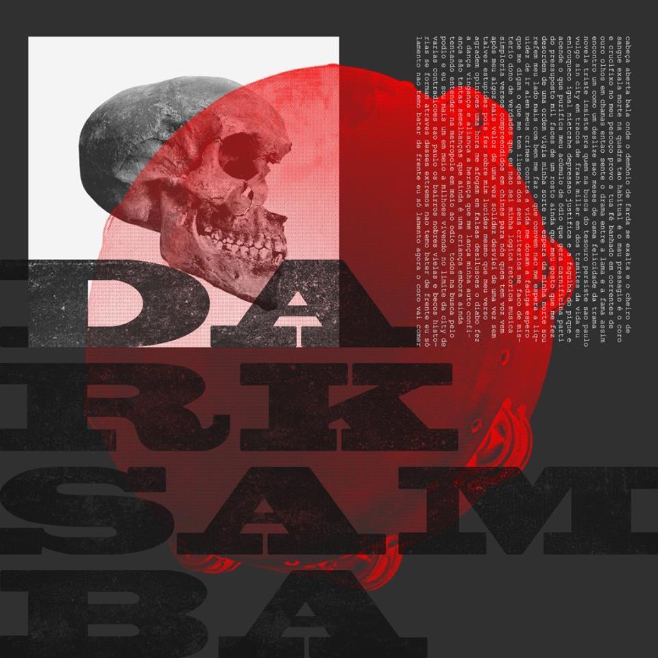 """O grupo ATTICA! lançou seu primeiro single """"Dark Samba""""."""