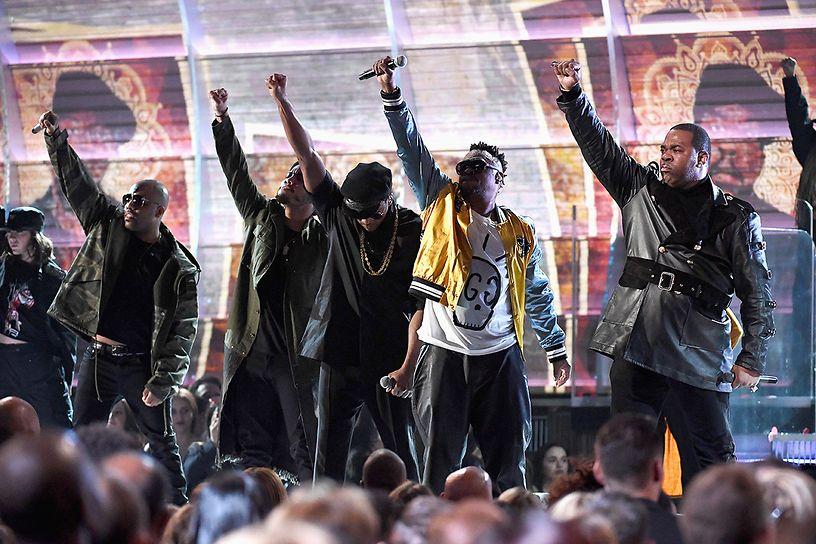 A melhor performance que você poderia ter visto no Grammy 2017; A Tribe Called Quest e Anderson .Paak